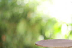 En bois supérieur Images libres de droits