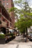 En Boston foto de archivo libre de regalías