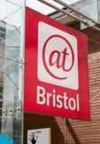 En Bristol Fotografía de archivo