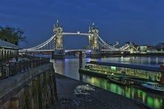 En bro Royaltyfri Foto