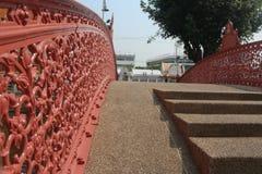 En bro av merit Arkivbild
