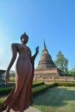 En Buddha 001 Arkivbilder