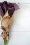 En bukett av tulpan Royaltyfri Bild