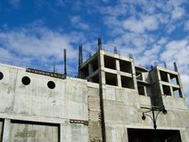 En byggnadslokal Arkivbild