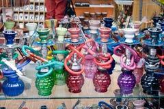 En céramique marocain coloré Photo libre de droits