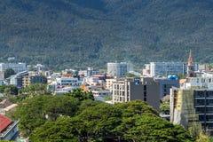 En Chiangmai céntrico Tailandia Foto de archivo libre de regalías