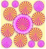 En cirkel arkivfoto