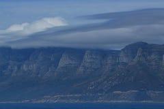 En Ciudad del Cabo, Suráfrica Foto de archivo libre de regalías