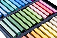 En colores pastel Fotos de archivo libres de regalías
