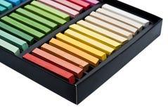 En colores pastel Foto de archivo