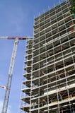 En construction Photos stock