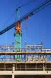 En construction Image stock