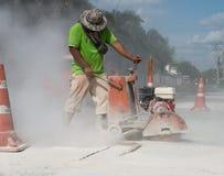 En construction Photo libre de droits