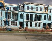 En construction Photo stock
