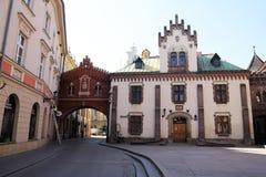 En Cracovia Imagenes de archivo
