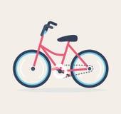En cykel Arkivbilder