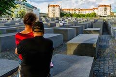 En dag i Berlin, Tyskland royaltyfri bild