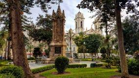 En dag i Ceuta Royaltyfri Fotografi