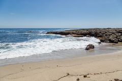 En dag i Laguna Beach, Kalifornien royaltyfri fotografi