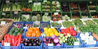 En dag på marknaden i Munich Royaltyfri Fotografi
