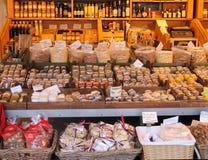 En dag på marknaden i Munich Royaltyfri Foto