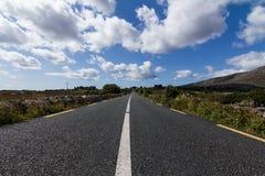 En dagsutflykt till Irland Arkivbild