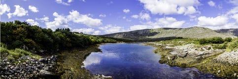En dagsutflykt till Irland Fotografering för Bildbyråer