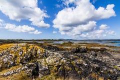 En dagsutflykt till Irland Arkivfoto