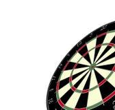 En dartboard stock illustrationer