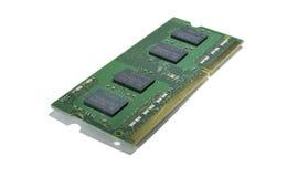 En dator RAM Fotografering för Bildbyråer