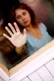 En dehors de la trappe Photo libre de droits