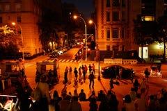 En dehors du Musée d'Art métropolitain 79 Photos libres de droits