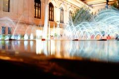 En dehors du Musée d'Art métropolitain 68 Photos stock