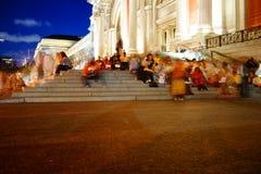 En dehors du Musée d'Art métropolitain 67 Photographie stock libre de droits