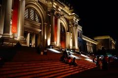 En dehors du Musée d'Art métropolitain 59 Photos libres de droits