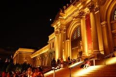 En dehors du Musée d'Art métropolitain 54 Photo stock