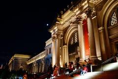 En dehors du Musée d'Art métropolitain 52 Image libre de droits