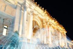 En dehors du Musée d'Art métropolitain 42 Photos stock