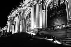 En dehors du Musée d'Art métropolitain 103 Images stock