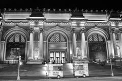 En dehors du Musée d'Art métropolitain 81 Image stock