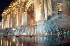 En dehors du Musée d'Art métropolitain 82 Photographie stock