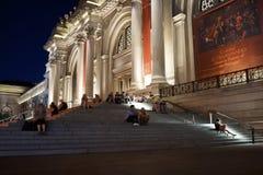 En dehors du Musée d'Art métropolitain 84 Photos stock