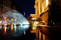 En dehors du Musée d'Art métropolitain 86 Photos libres de droits