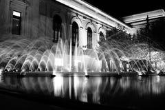 En dehors du Musée d'Art métropolitain 89 Photo libre de droits