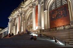 En dehors du Musée d'Art métropolitain 91 Photographie stock