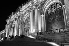 En dehors du Musée d'Art métropolitain 97 Photos libres de droits