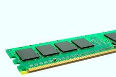 En del av enheten för datorRAM minne royaltyfria bilder