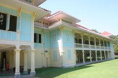 En del av Mrikhathayawan, Hua - Hin, Thailand Arkivbilder