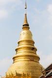 En del av templet Royaltyfri Foto