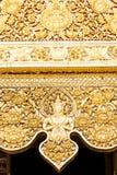 En del av templet Royaltyfri Fotografi